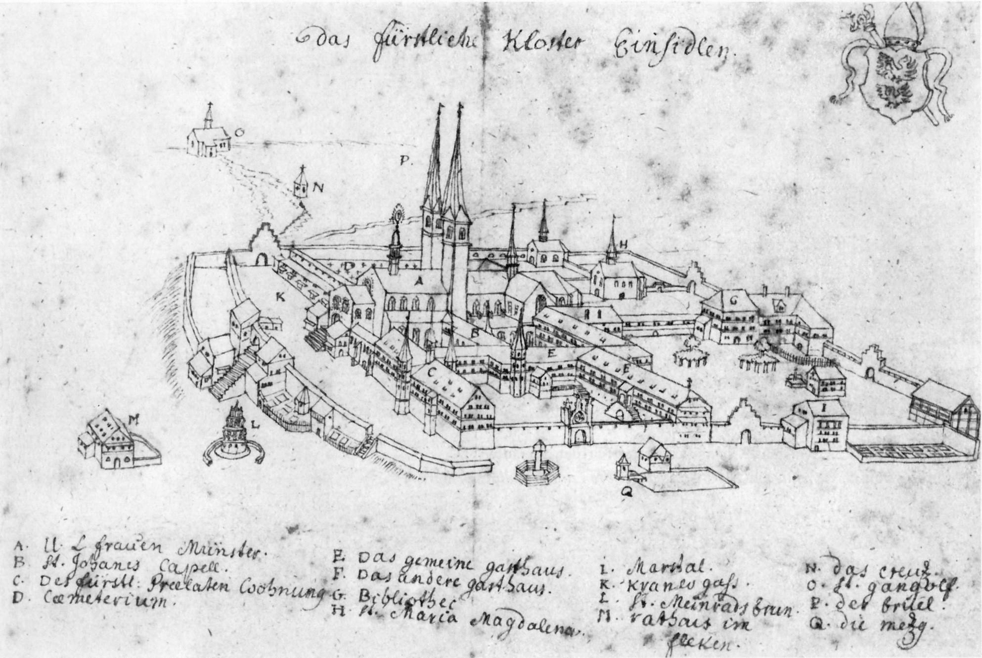 Kloster-Einsiedeln