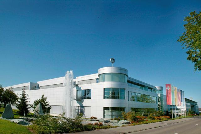 OBERSTEINACH, 4. SEPTEMBER 2003 - Edgar Oehler, Unternehmer und Besitzer der Hartchrom Werke AG in Obersteinach. Photo by Daniel Ammann
